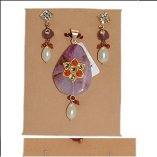 Earring  Pendant Set