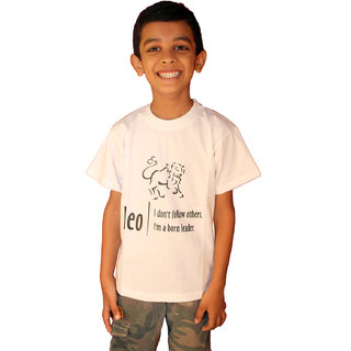 keywords kids t-shirt 100 cotton t-shirt zodiac sun shine slogan t-shirt