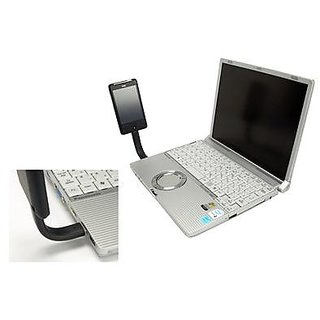 Flexible Micro USB Data Stand Mount Cable for Samsung Galaxy Note 2 N7100