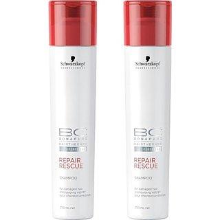 Repair Rescue Shampoo (250 Ml) (Pack Of 2)