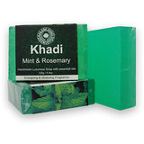 Khadi Soap Mint & Rosemary ( Pack Of 3 )