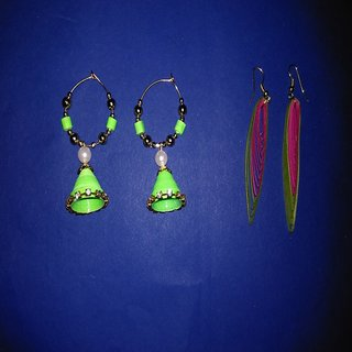 Quilling Earring