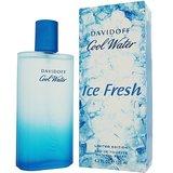 New Davidoff Cool Water Ice Fresh Perfume For Men 125 ML