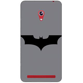 Absinthe Superheroes Batman Dark knight Back Cover Case For Asus Zenfone 6 600CG