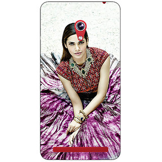 Absinthe Bollywood Superstar Esha Gupta Back Cover Case For Asus Zenfone 6 600CG