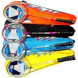 Badminton Racket With Cock Shuttle_P1R2