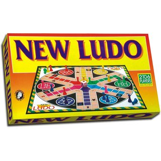 New Ludo - for 2 to 6 players