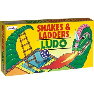 Snakes & Ladders-Ludo