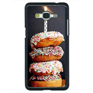 Absinthe Donut Birthday Back Cover Case For Samsung Galaxy J5
