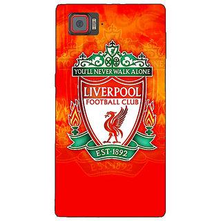 Absinthe Liverpool Back Cover Case For Lenovo K920