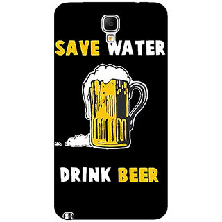 Absinthe Beer Quote Back Cover Case For Samsung Note 3 Neo