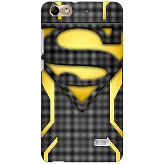 Absinthe Superheroes Superman Back Cover Case For Huawei Honor 4C