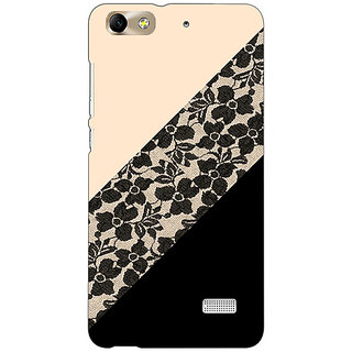 Absinthe Lace Pattern Back Cover Case For Huawei Honor 4C