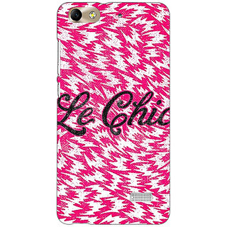 Absinthe Le Chic Back Cover Case For Huawei Honor 4C
