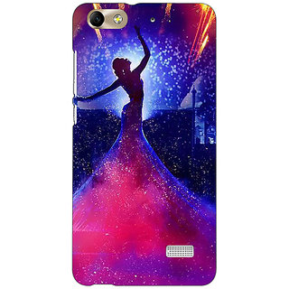 Absinthe Bollywood Superstar Deepika Padukone Back Cover Case For Huawei Honor 4C