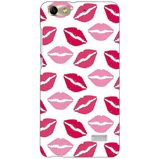 Absinthe Kiss Back Cover Case For Huawei Honor 4C