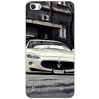 Absinthe Super Car Aston Martin Back Cover Case For Huawei Honor 6