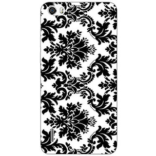Absinthe Pattern  Back Cover Case For Huawei Honor 6