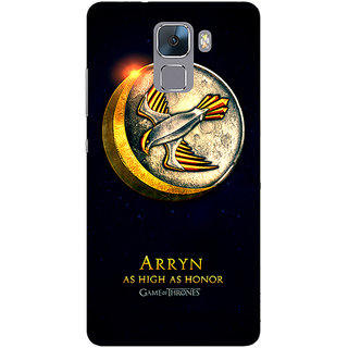 Absinthe Game Of Thrones GOT House Arryn  Back Cover Case For Huawei Honor 7