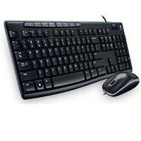 Logitech Mk200 Media Combo Keyboard + Mouse