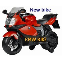 Kids ride on BMW licence version bike 6volts battery