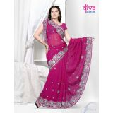 Designer Saree By Diva Fashion 3021-A