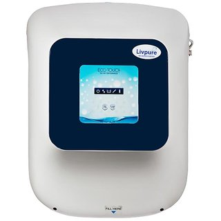 Livpure ECO Touch 2000 water purifier (RO+UV+Taste Enhancer) Free Installation in all over India 8.5 L