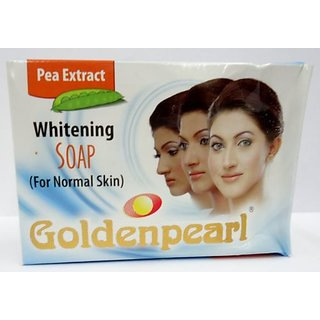 Golden Pearl Whitening Soap for Normal Skin 100g