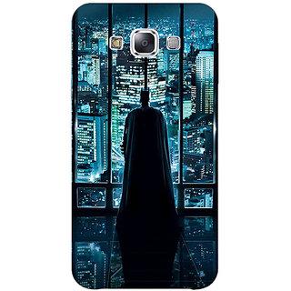 Absinthe Superheroes Batman Dark knight Back Cover Case For Samsung Galaxy J3