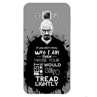 Absinthe Breaking Bad Heisenberg Back Cover Case For Samsung Galaxy J3