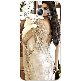 Absinthe Bollywood Superstar Sonam Kapoor Back Cover Case For Samsung Galaxy J3