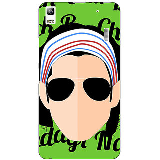 Absinthe Bollywood Superstar Rock On Back Cover Case For Lenovo K3 Note