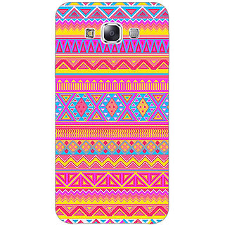 Absinthe Aztec Girly Tribal Back Cover Case For Samsung Galaxy J5