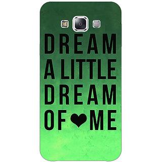 Absinthe Dream Love Back Cover Case For Samsung Galaxy J5