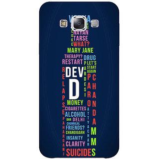 Absinthe Bollywood Superstar DevD Back Cover Case For Samsung Galaxy J5