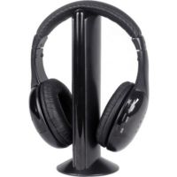 Intex Wireless Roaming Wireless Headset (Black)