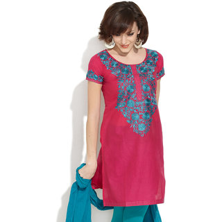 LOVELY LADY Eternally Stylish Embroidered Kurta