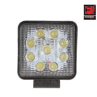 Favourite Bikerz Fbz 545576 Led Fog Light With Bulb For Tata