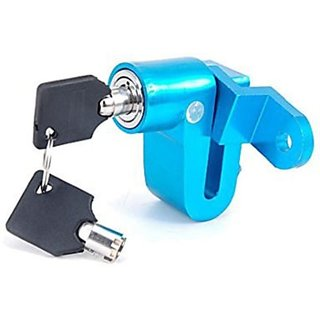 Favourite Bikerz Fbz 6428 Gear Lock (Mild Steel)