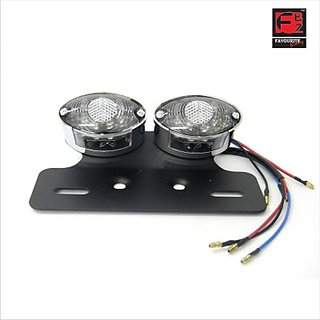 Favourite Bikerz S013-Twin Led Tail-Light With Bulb For Honda