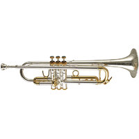 Sg Musical Herb Alpert 1935 Present Gold Trim Trumpet Sdl118838068