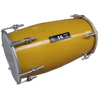 Sg Musical Baby Dhol With Playing Sticks Sdl193825595