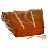 Sg Musical Red Professional Santoor Sdl504278416