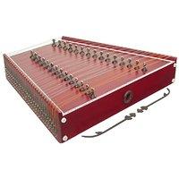 Sg Musical Red Professional Santoor Sdl549483690