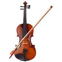 Sg Musical Violin With Rosin And Bow Sdl009133217