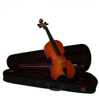 Sg Musical Violin With Rosin, Bow And Case Sdl043350555