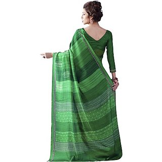 Sunaina Printed Fashion Cotton Linen Blend Saree (SAREDF6VRMWAQMJZ)