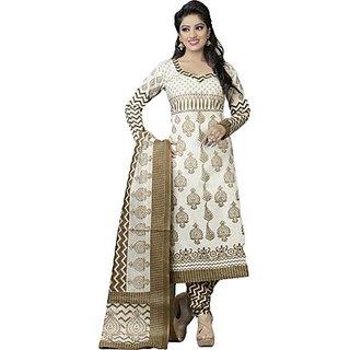 Yuvanika Cotton Printed Salwar Suit Dupatta Material (FABEE5RKPNFGQNX8)