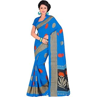 Sunaina Printed Fashion Art Silk Saree (SAREDF5EFSSH7KXH)