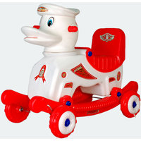 Chetak White Red Duck For Kids.